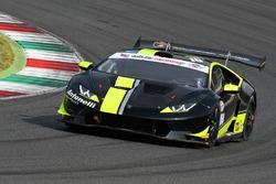 Lamborghini Huracan- S.GT3 #104 Antonelli Motorsport: Desideri-Necchi