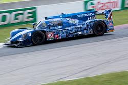 #90 Visit Florida Racing Multimatic Riley LMP2: Marc Goossens, Renger van der Zande