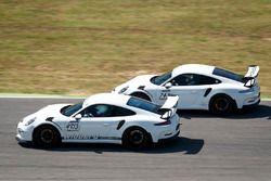 Christophe Gachet, Jacques Nussbaumer, Porsche 991 GT3 RS