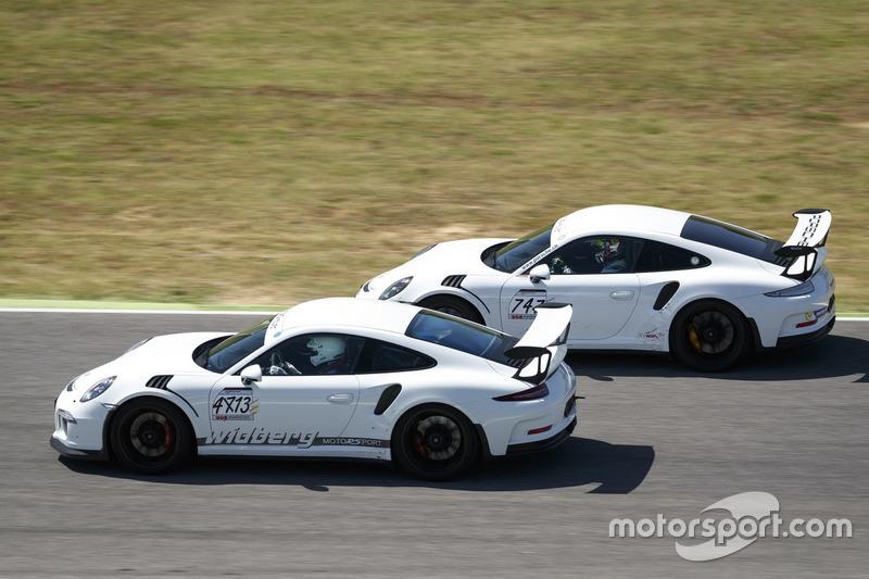 Club Porsche Genève
