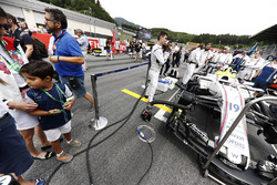 Filipinho Massa, fils de Felipe Massa, Williams