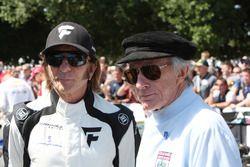 Emerson Fittipaldi, Jackie Stewart