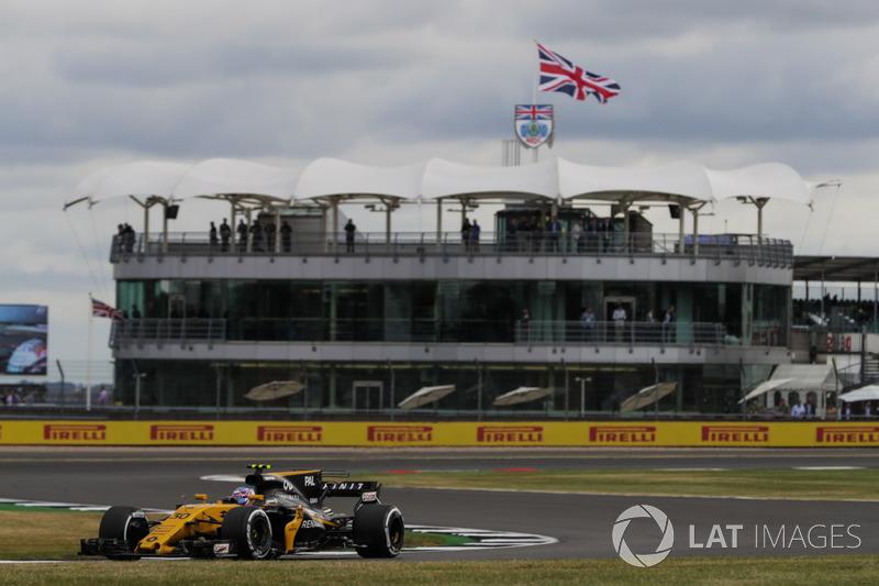Джоліон Палмер, Renault Sport F1 Team RS17