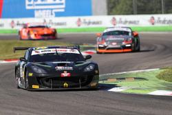 Luca Magnoni, Nova Race,Ginetta G55-GT4 #206