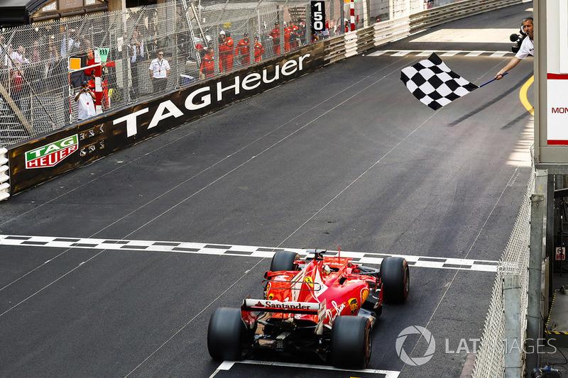 Sebastian Vettel - 2 victorias (2011 y 2017)