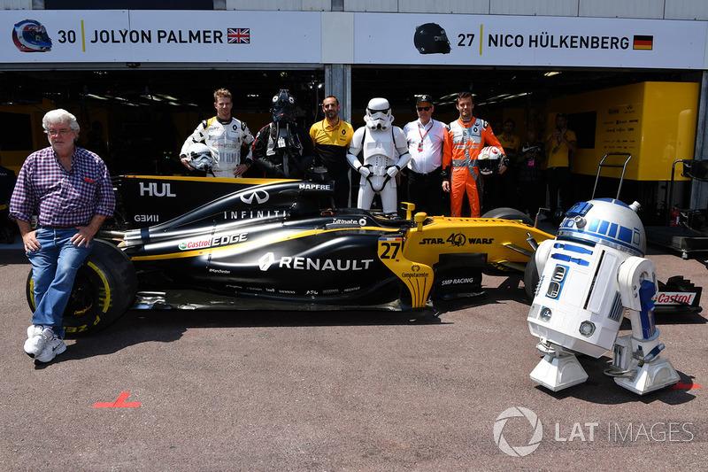 ¿De qué lado de la fuerza está Renault?