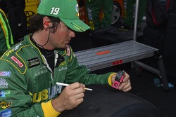 Zack Miller crew member for Daniel Suárez, Joe Gibbs Racing Toyota crew