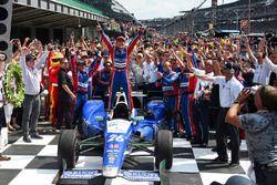 1.Takuma Sato, Andretti Autosport, Honda