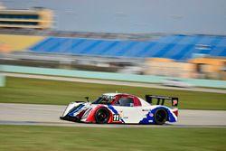 #11 FP1 Daytona Prototype, Guillermo Fernandez, Shane Lewis, MGM Motorsports
