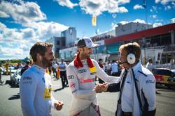 Timo Glock, BMW Team RMG, BMW M4 DTM, René Rast, Audi Sport Team Rosberg, Audi RS 5 DTM, Stefan Rein