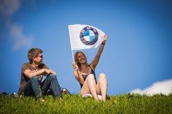 Un fan de BMW