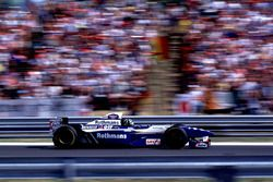 Damon Hill, Williams FW17B