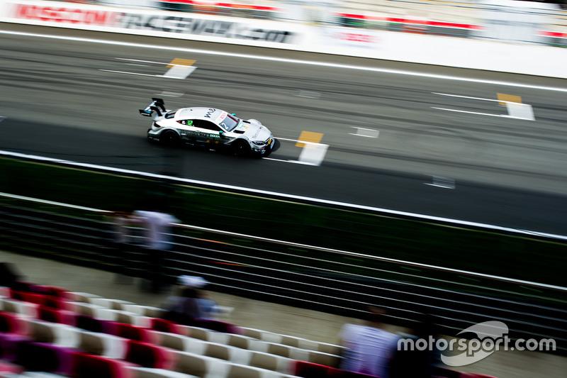 Гэри Паффет, Mercedes-AMG C 63 DTM, Mercedes-AMG DTM Team HWA