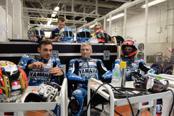 #94 GMT94 Yamaha : David Checa, Niccolò Canepa, Mike Di Meglio
