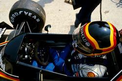 Штефан Беллоф, Tyrrell