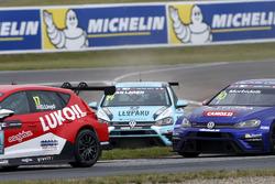 Jaap van Lagen, Leopard Racing Team WRT, Volkswagen Golf GTi TCR