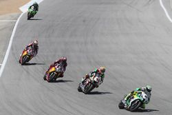 Roman Ramos, Team Go Eleven, Stefan Bradl, Honda World Superbike Team, Jake Gagne, Honda World Super