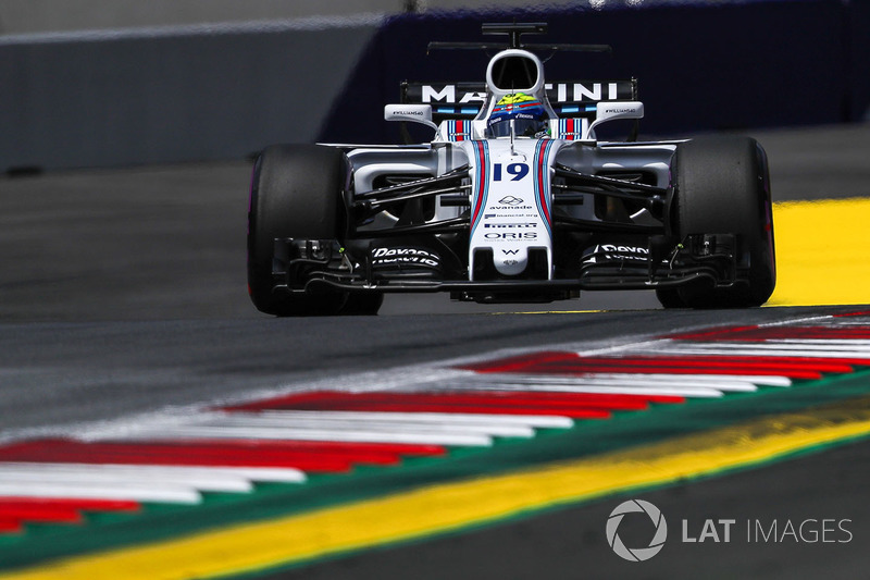 9. Felipe Massa, Williams FW40