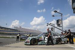 Casey Mears, Biagi-DenBeste Racing Ford e crew
