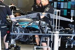 Mercedes AMG F1 F1 W08, dettaglio