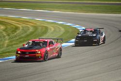#65 TA4 Chevrolet Camaro, Joe Bogetich, Bogie Motorsports, #39 TA4 Chevrolet Camaro, Todd Napieralsk