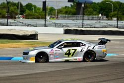 #47 TA2 Chevrolet Camaro, AJ Henricksen, ECC Motorsports