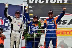 Dillon Machavern, Gar Robinson, and Shane Lewis