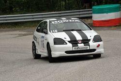 Paolo Parlato, Borrett Team Motorsport, Honda Type R