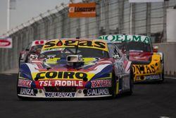Martin Serrano, Coiro Dole Racing Chevrolet, Nicolas Bonelli, Bonelli Competicion Ford
