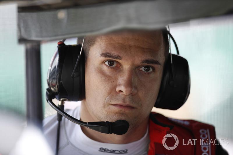 Михаил Алешин потерял место в IndyCar