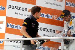 Podium: Robert Renauer, Herberth Motorsport