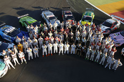 Motorsport Fesitval with all drivers