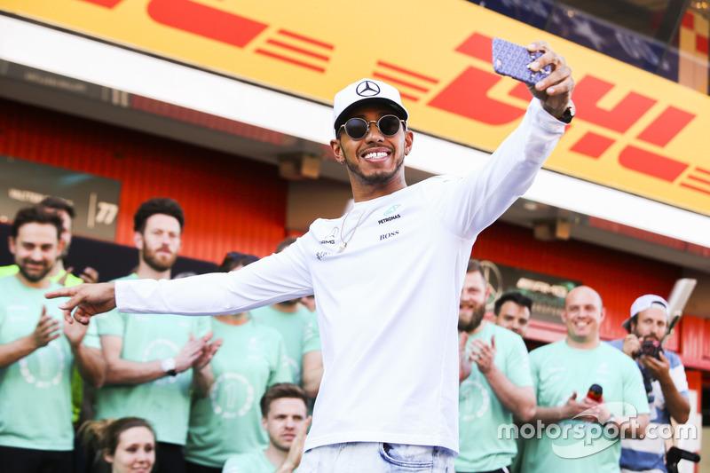Из 27 гонок Ф1 в Барселоне 20 были выиграны с поул-позиции