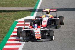Marcos Siebert, Campos Racing devant Giuliano Alesi, Trident