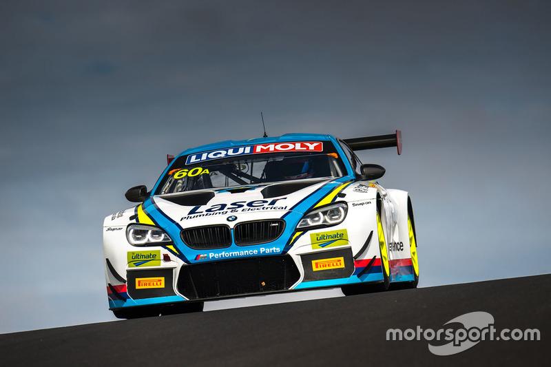3. #60 BMW Team SRM, BMW M6 GT3