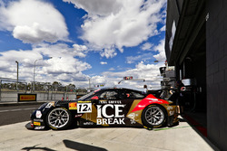 #12 Competition Motorsports powered by Ice Break, Porsche 991 GT3 R: David Calvert-Jones, Patrick Lo
