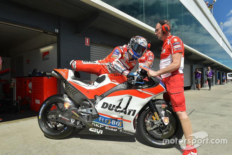 9. Een nieuwe kuip voor Ducati?