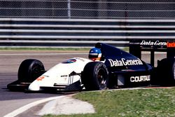 Philippe Streiff, Tyrrell DG016