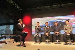 LMcorsa, 2017年スーパーGT参戦体制発表