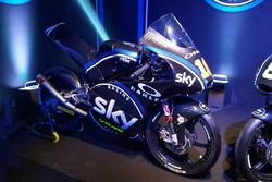 The Moto3 bike of Andrea Migno