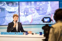 Bruno Vandestick, the voice of the 24 Hours of Le Mans