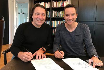 WRX Team Austria announcement