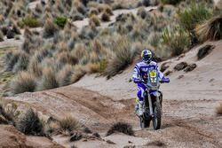 №5 Yamaha Official Rally Team: Элдер Родригес