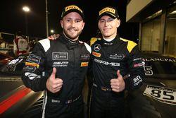 Ganador #84 Mercedes-AMG Team HTP Motorsport, Mercedes-AMG GT3: Maximilian Buhk, Franck Perera