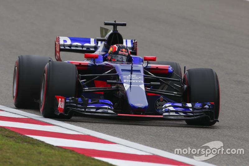 18 місце — Данііл Квят (Росія, Toro Rosso) — коефіцієнт 2001,00