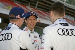 Toomas Heikkinen, Mattias Ekström, Reinis Nitiss, EKS, Audi S1 EKS RX Quattro