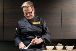 Spyros Theodoridis, chef della hospitality Pirelli in Formula 1