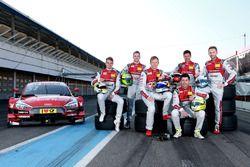 Nico Müller, Audi Sport Team Abt Sportsline, Audi RS 5 DTM, Jamie Green, Audi Sport Team Rosberg, Au