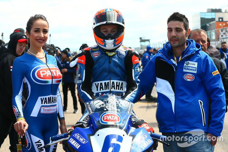 Robert Schotman, GRT Yamaha WorldSSP300 Team