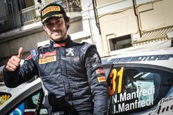 Nicola Manfredi, Peugeot 208 R2B Maranello Corse ASD